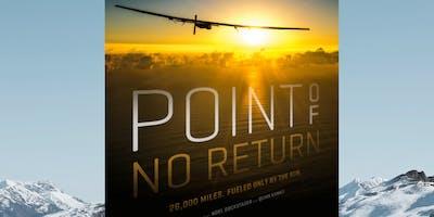Point of No Return - Film night