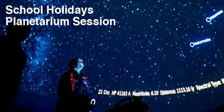 School Holidays Universe Exploration - Macquarie Planetarium tickets