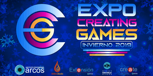 Expo Creating Games Invierno 2019