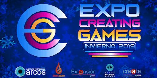 Expo Creating Games Invierno 2019