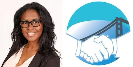 July 17 Luncheon main speaker - Donna Ruff - VP, Supplier Diversity & Development, Union Bank tickets