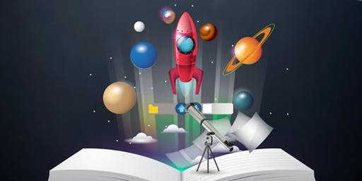 School Holiday Craft - Space Stories - PENSHURST LIBRARY