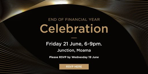 Lockwood Partners End of Financial Year Celebration