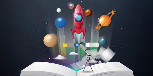 School Holiday Craft - Space Stories - SOUTH HURSTVILLE LIBRARY