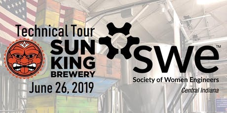 SWE Central Indiana's Brewery Technical Tour tickets