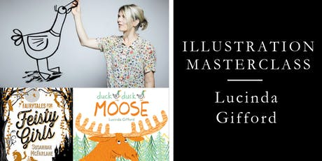 Illustration Masterclass with Lucinda Gifford tickets