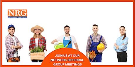 NRG Rockingham Networking Meeting tickets