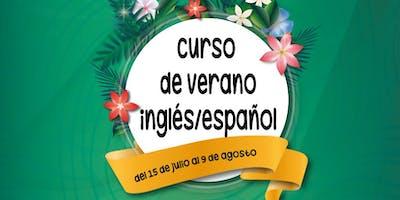 Curso De Verano Para Niños Inglés / Español