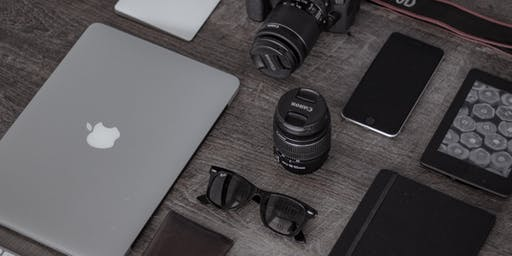 Canon - Lifestyle and Flat Lay Photography Workshop (Beginner) | Canberra