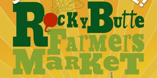 Rocky Butte Farmers Market - Pop-up Market