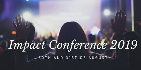 Impact Conference 2019 tickets