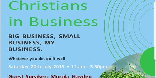 Christians in Business