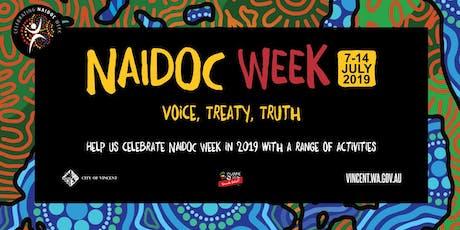 NAIDOC Week Storytime tickets