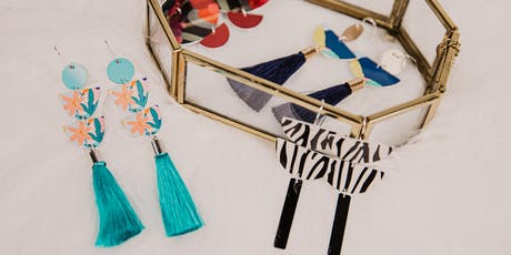 DIY EARRINGS | SUNDAY CRAFTERNOONS tickets