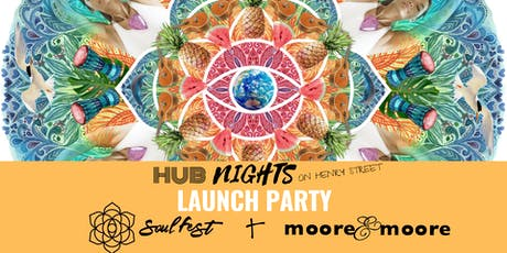Hub Nights on Henry Street with Soul Festival tickets