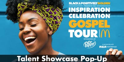 McDonald's Inspiration Celebration Gospel Tour - Talent Showcase Contest