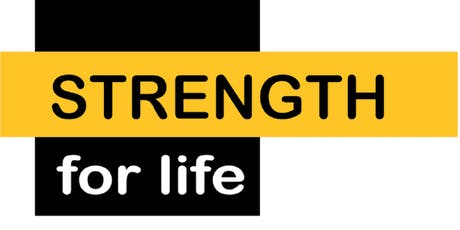 Strength for Life Instructor Training Workshop tickets