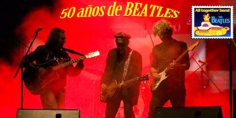 All Together Band - 50 años de Beatles tickets