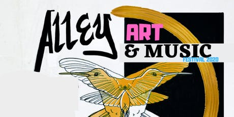 Alley Art and Music Festival 2020 tickets