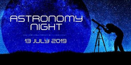 Astronomy Night tickets