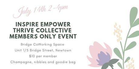 Inspire Empower Thrive Collective - VIP Members Event - doTERRA tickets