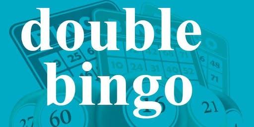 DOUBLE BINGO MONDAY DECEMBER 16,2019