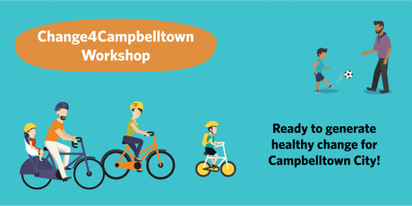 Change4Campbelltown Workshop tickets