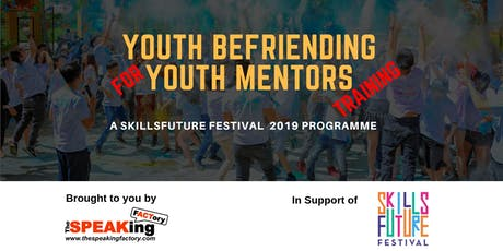 Youth Befriending for Youth Mentors tickets