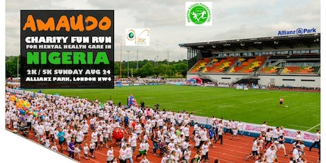 NSF UK & Amaudo -Fun Run 2019 tickets