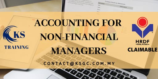 Finance for Non-Finance Person Workshop