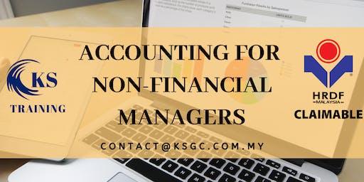 Finance for Non-Finance People Workshop