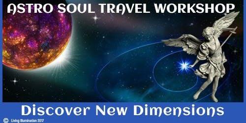 Astro Soul Travel Workshop - Sydney, NSW!