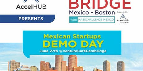 Innovation Bridge Demo Day tickets