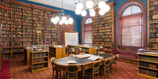 Parliament House: O'Donovan Library Tours