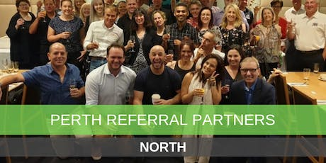 Perth Business Networking Lunch - Hosted by PRP NORTH tickets