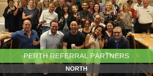 Perth Business Networking Lunch - Hosted by PRP NORTH