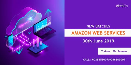 AWS Training in Bangalore by Expert Trainer