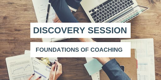 SABAS Discovery Session - Foundations of Coaching