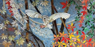 Gyosei Art Trail Walk for Heritage Open Days 2019
