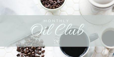 August Oil Club tickets