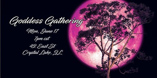 Goddess Gathering Strawberry Moon
