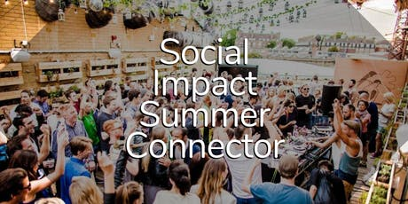 Social Impact Summer Connector tickets