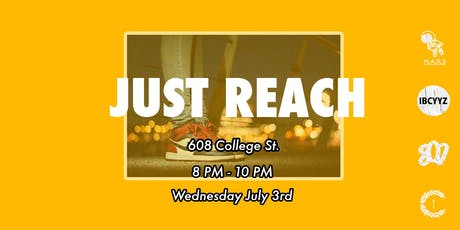 Just Reach - Live Entertainment - Rap - Hip Hop - R&B - Short Films & Poetry Hosted By : Top Selling Independent Artist and Entrepreneur Christian Ceazer  tickets
