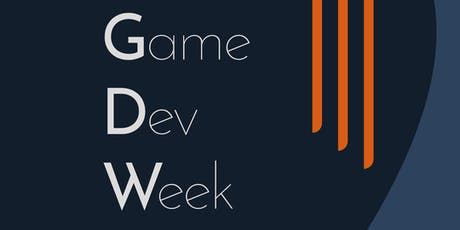 GameDevWeek Trier Workshops Tickets