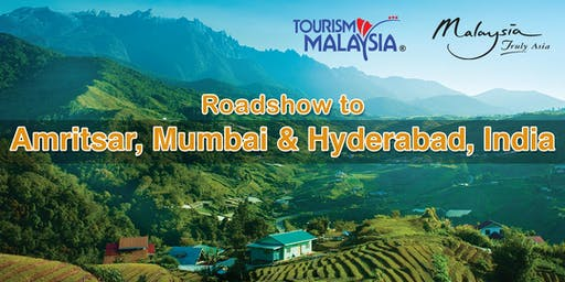 Roadshow to Amritsar, Mumbai & Hyderabad, India.