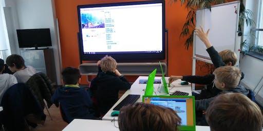 Code+English für Kids in den Sommerferien 2019 (10-12 Jahre)