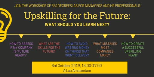 Upskilling for the Future: What should you learn next?