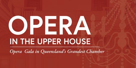 Opera in the Upper House tickets