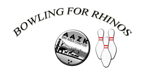 Bay Area AAZK Bowling for Rhinos tickets