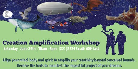 Creation Amplification Workshop tickets